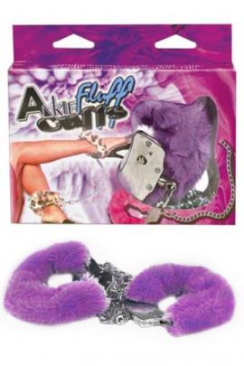 NMC Ankle Fluff Cuffs