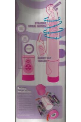"NMC Mr. Hump´s Smooth Circles 6,5"" pink"