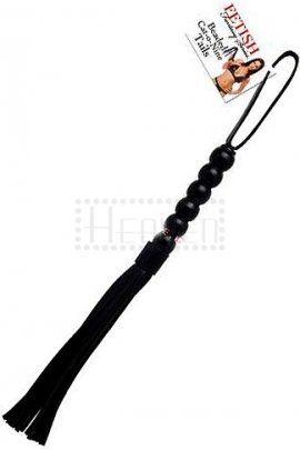 FF Beaded Cat-O-Nine Tails