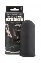 NMC Silicone Stroker black