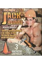 Nafukovací panák Jack Hammer