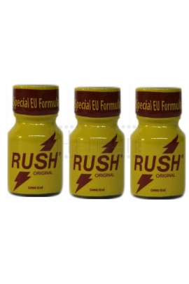 Poppers Rush 10 ml. 3 ks