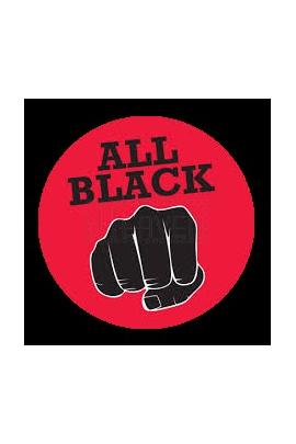 All Black Dildo Benji 31cm