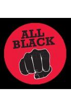 All Black Dildo Bernd 19cm
