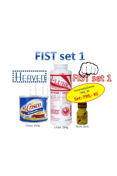 Heaven FIST set 1