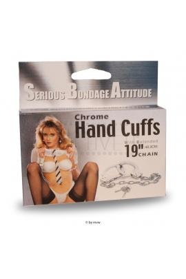 NMC Chrome Hand Cuffs