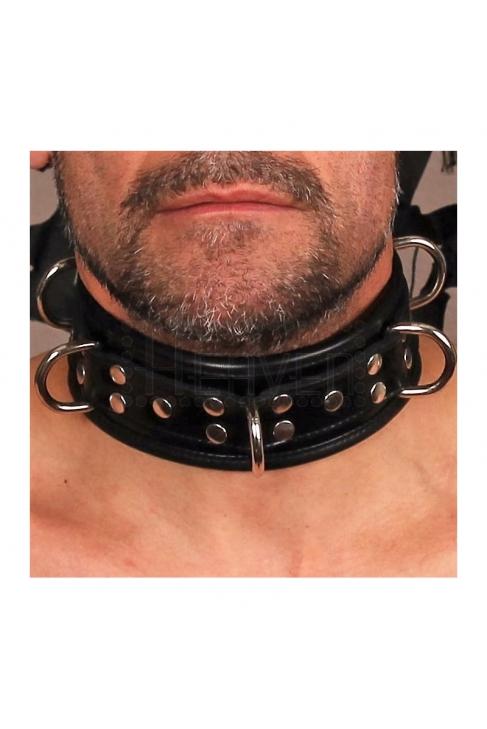 Cockpik Collar Leather