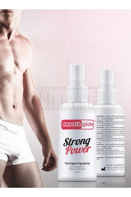 Smoothglide Strong Power 50 ml.