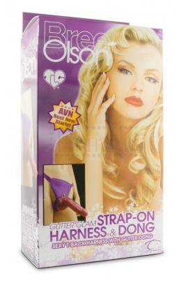 Topco Sales Bree Olson Strap-on