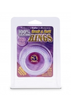 NMC Cock & Ball 3 rings