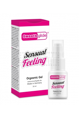 Smoothglide Sensual Feeling Orgasmic gel 30ml.