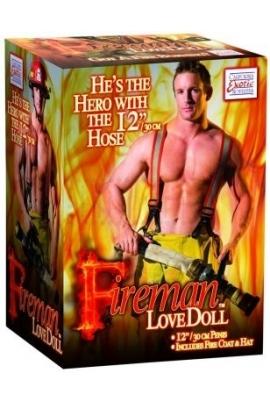 CEN Fireman Love Doll
