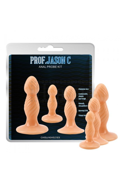 Prof. Jason C Anal probe kit