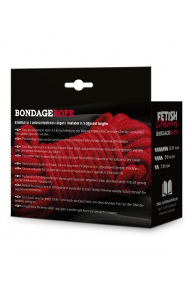 Fetish Dreams Bondage Rope 10 m