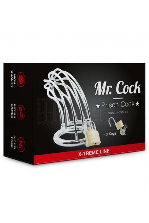 Mr. Cock Prison cock