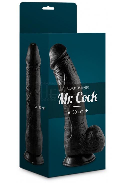MVW Mr. Cock Black Hammer 30 cm