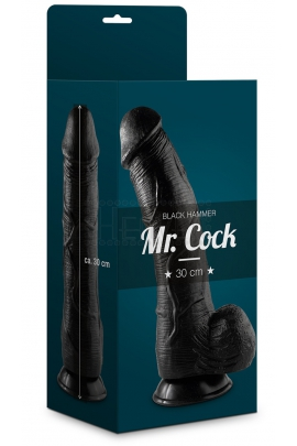Mr. Cock Black Hammer 30 cm