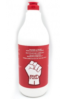Red Multipropose lubricant 1000ml.