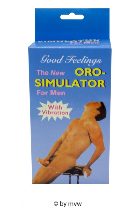 Seven Creations Oro-Simulator with Vibration