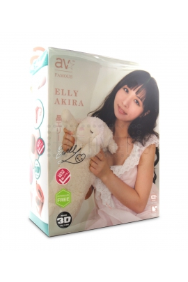 Ideal Elly Akira vagina