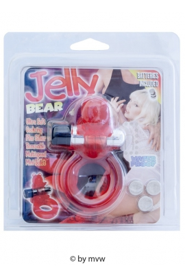 Seven Creations Jelly cockring Bear