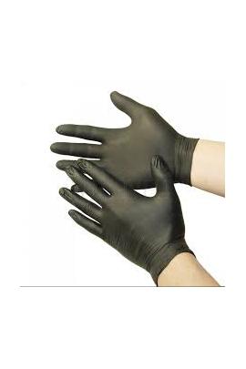 Unigloves Gumové rukavice hygienické krátké10ks