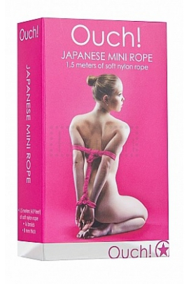 Ouch! Japanese Mini Rope 1,5m