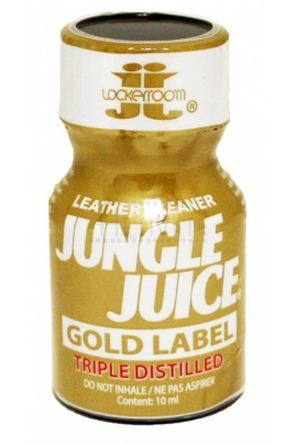 Poppers Jungle Juice Gold Label. 10ml. 5 ks