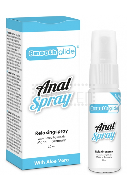 Smoothglide Anal Spray 20 ml.