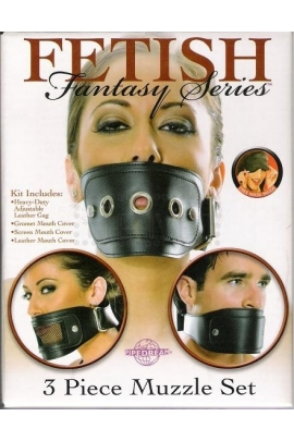 FF 3 Piece Muzzle Set