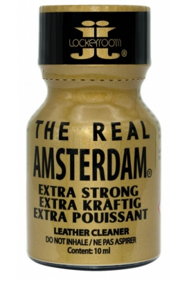 Poppers Real Amsterdam Extra Strong 10ml.