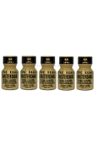 Poppers Real Amsterdam Extra Strong 10ml. 5ks