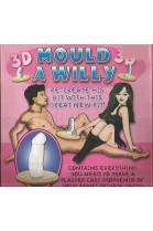 3D Mould a Willy kit