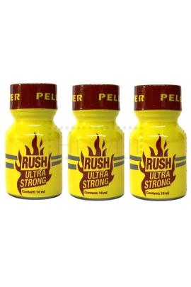 Poppers Rush Ultra Strong 10ml. 3ks