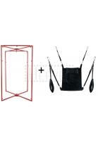 Cockpik BDSM KOMPLET konstrukce + sling