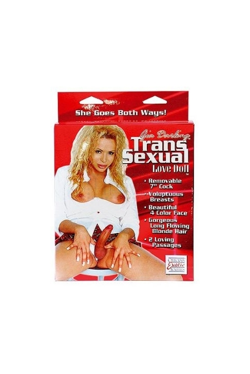 CEN Transsexual Gia Darling Love Doll