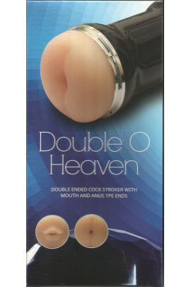 Seven Creations Double O Heaven Masturbator